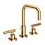 East Square  Widespread Lavatory Faucet  1400L     Newport Brass
