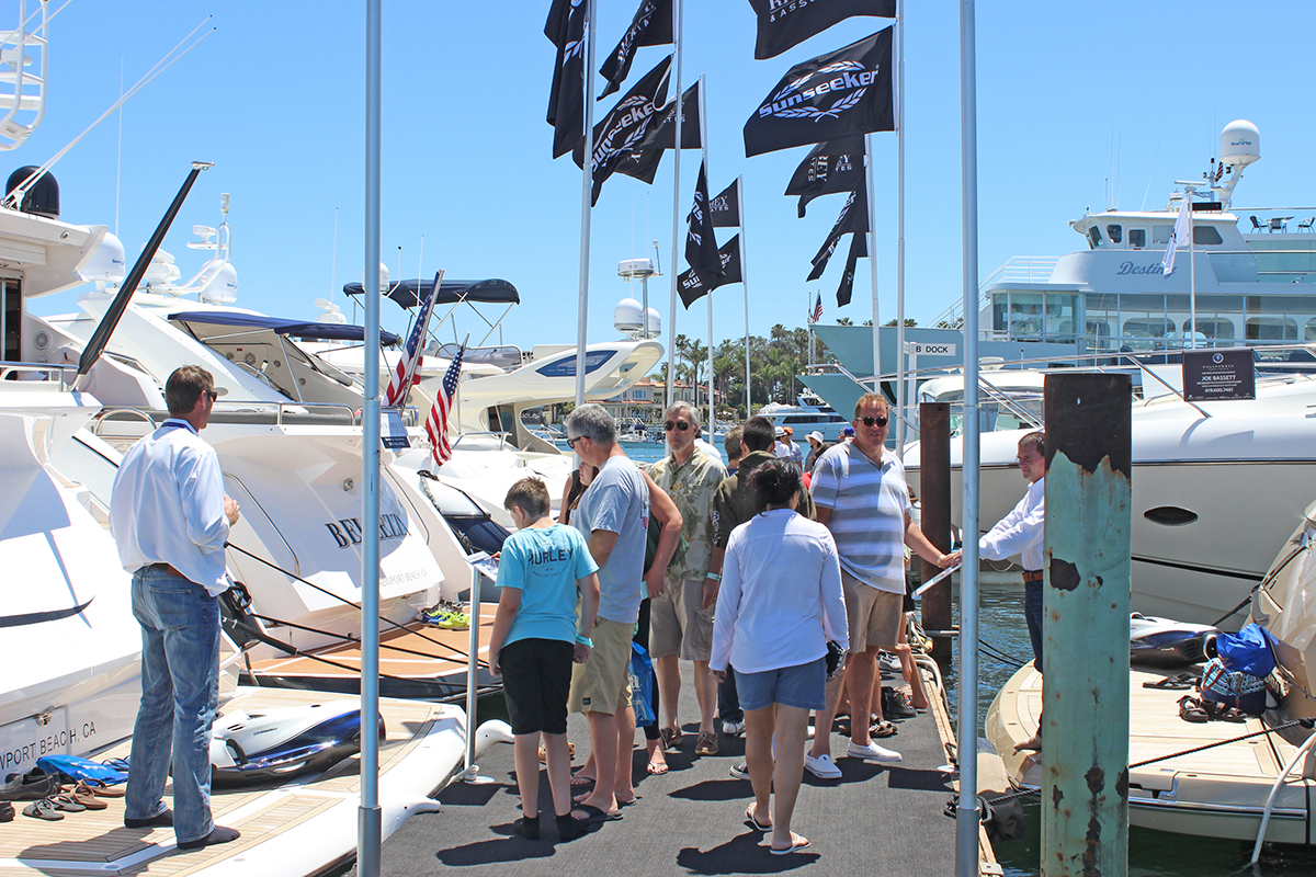 Photo Gallery Newport In Water Boat Show