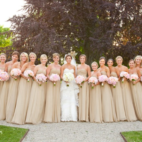 Grey dresses Google Image Result for http://photos.weddingbycolor