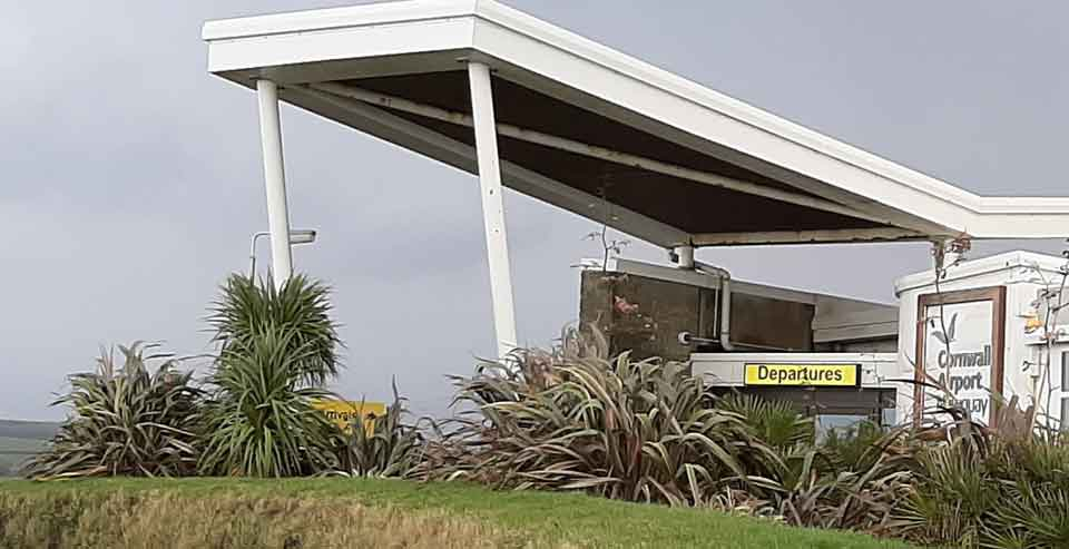 Newquay Airport to re-open on 7th December