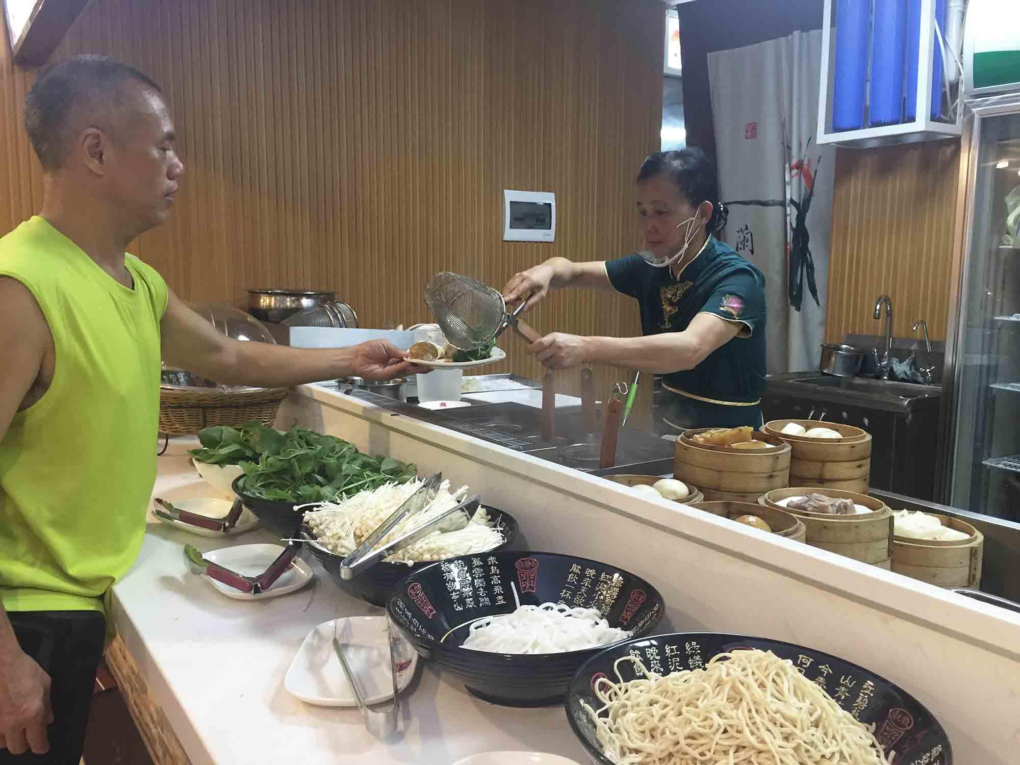今天在國內吃素無難度! (3) – 先天知命六壬仙道壇