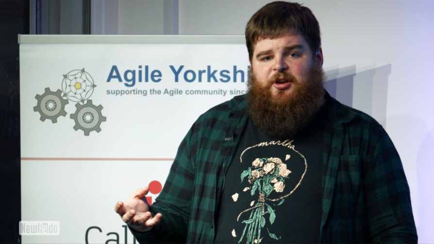 John Lynas at Agile Yorkshire