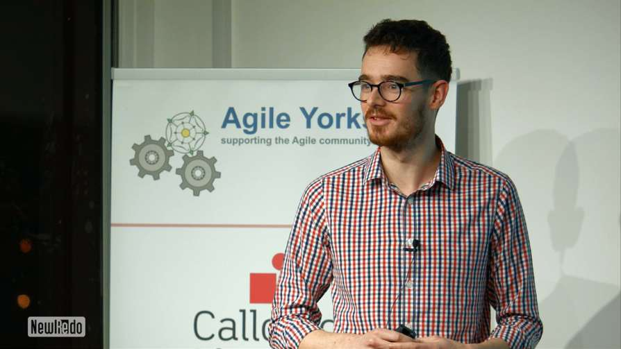 Stephen Mounsey at Agile Yorkshire