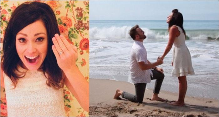Kari Jobe Engaged