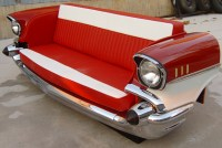 New Retro Cars : Restored Classic Car Furniture and Decor ...