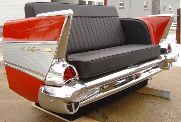 Retro Cars Restored Classic Car Furniture And Decor - American Automobile