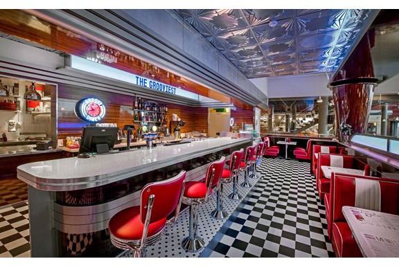 Fast Food Restaurants 1950s