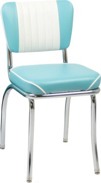 921MBWF - New Retro Dining Malibu Back Diner Chair