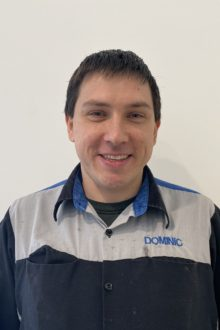 Dominic Poulin De Courval - Technicien