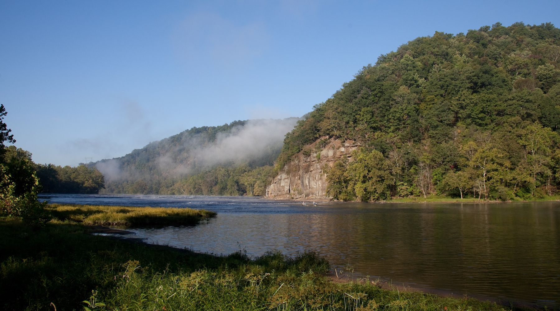 Virginia Vacation Rental Cabins on The New River  Claytor