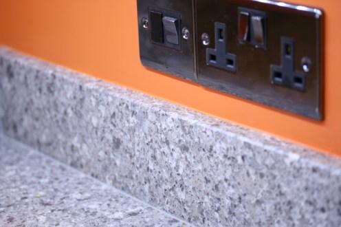 Porter Beige - sockets and upstands