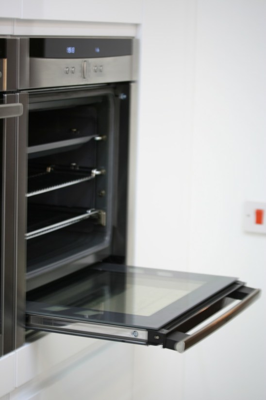 Neff circotherm oven with Slide&Hide door
