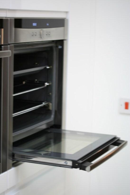Neff circotherm oven with Slide&Hide door