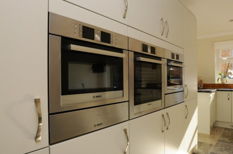 Bank of Bosch Ovens