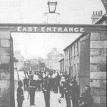 Curfew:  Barracks: Davy lost