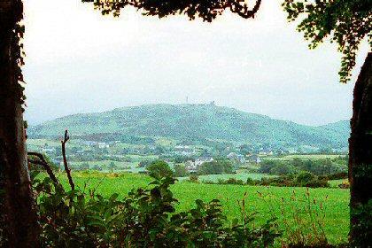 Saint Moninna in Louth