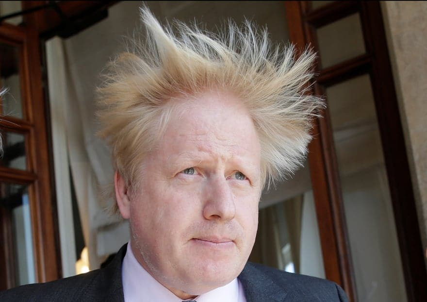 Boris Johnston Cocaine