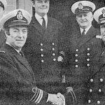 Frank McCullagh BEM Coastguard