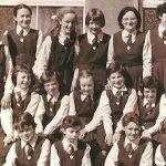 Sacred Heart 1966: Miss Egan   1
