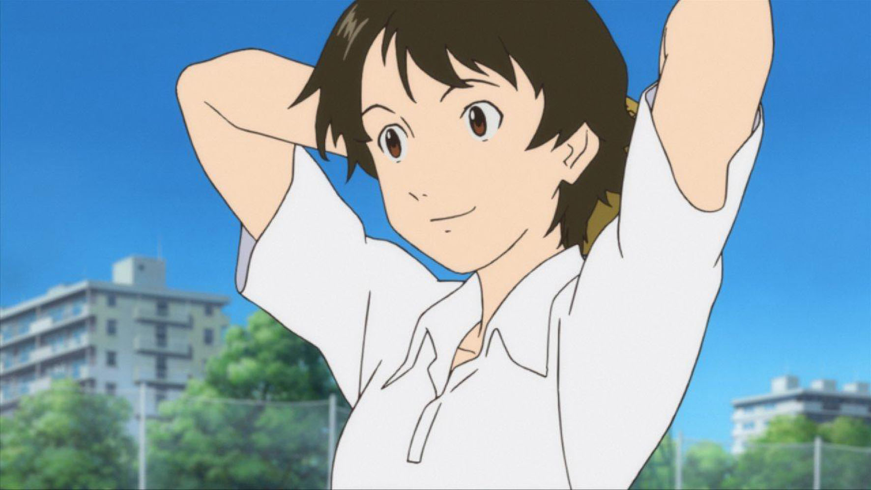 Image result for the girl who leapt through time makoto