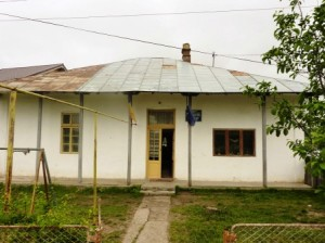Grădinița veche din Dulcești