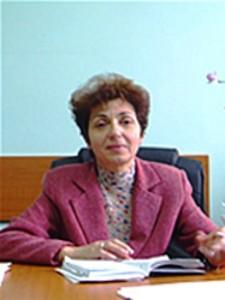 Inspectorul Şcolar General adjunct Gabriela Banu