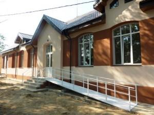 Școala Cotu Vameș a fost reabilitată