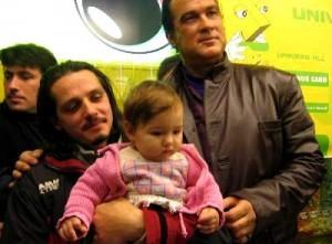 Cristian Prisecaru si Steven Segall