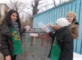 Am colectat selectiv deșeuri și gunoi menajer