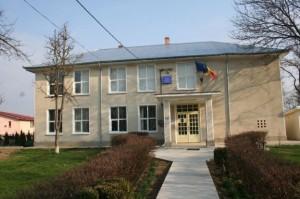Şcoala din Gherăeşti