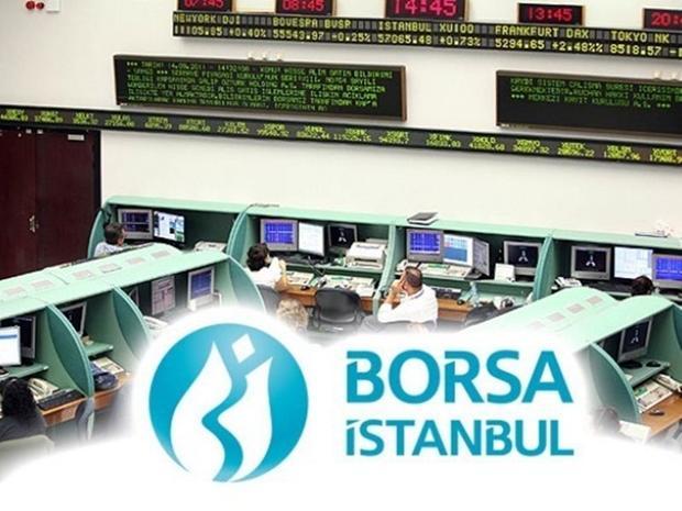 Стамбульская биржа в понедельник: BIST-100 начал с 72460