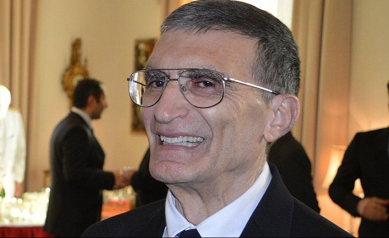 Турецкий ученый Азиз Санджар получил Нобелевскую премию