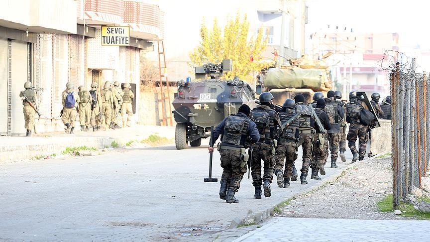23 боевика РПК уничтожены во время спецопераций