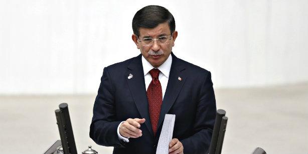 Давутоглу отменил встречу с прокурдской партией HDP