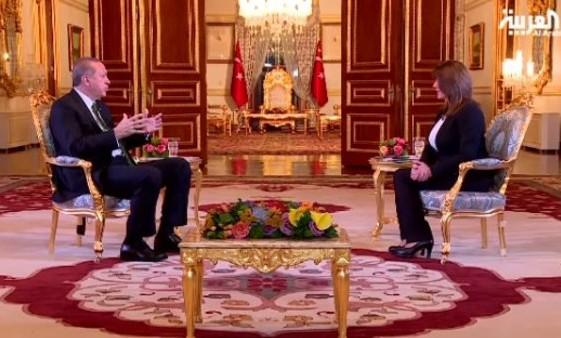 Эрдоган о соседях: Асаде, Ираке и Иране