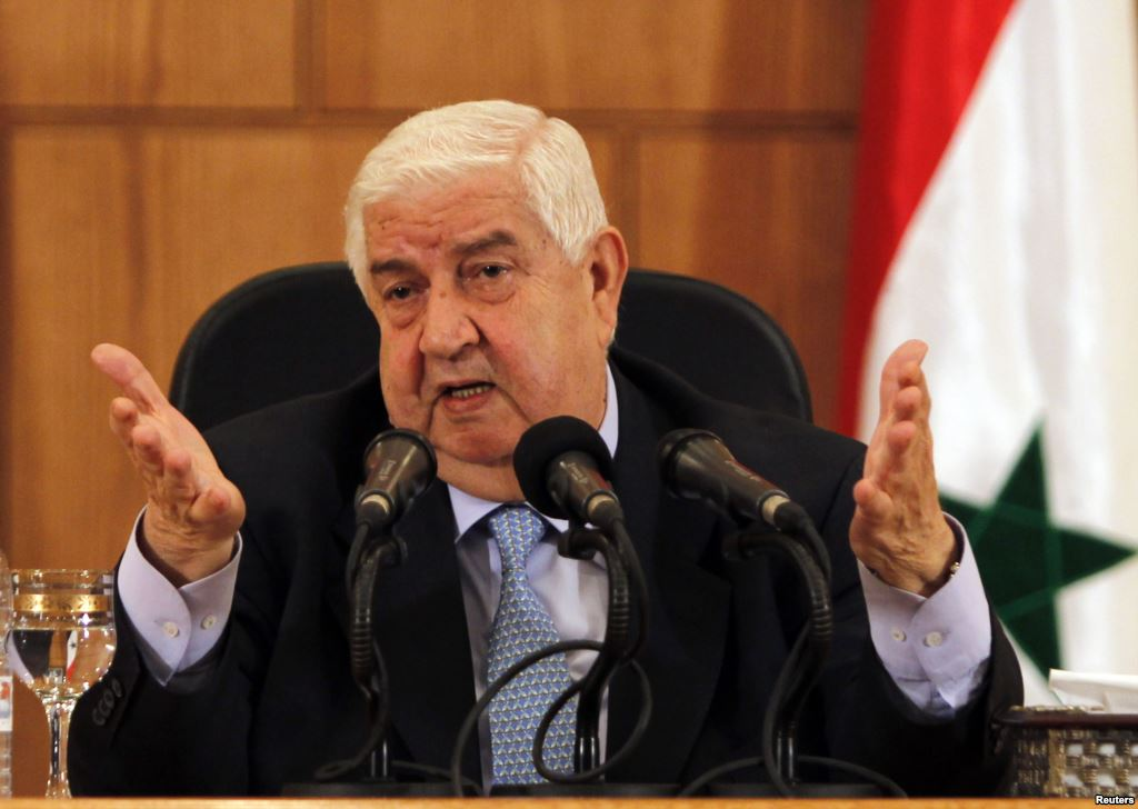 МИД Сирии обвиняет Анкару в поддержке терроризма