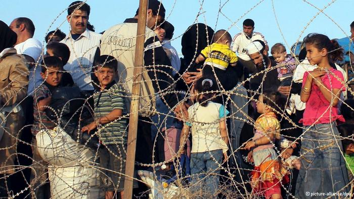 Минимум 9 утонувших беженцев в Измире