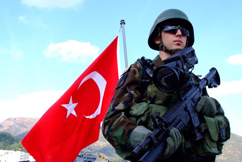 Турецкие военные получат «безопасные мобильные телефоны»