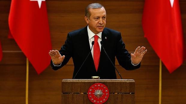 Эрдоган простил «оскорбивших Президента»