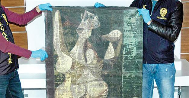 Конфискованная картина Пикассо оказалась копией