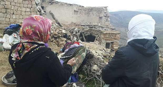 Обрушение дома в Сиирте: 3 погибших