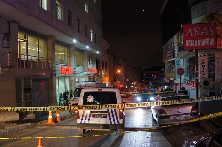 В Стамбуле была обстреляна машина полиции: 1 ранен