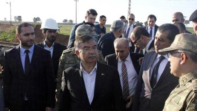 Минобороны Турции: граница под контролем