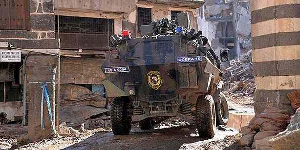Генштаб: «8 военных погибли в Хаккяри»