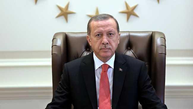 Эрдоган поздравил всех мусульман с праздником