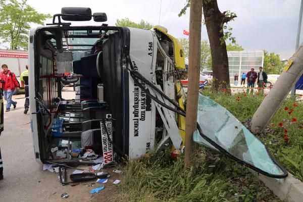 Сердечный приступ за рулем: 10 пострадавших