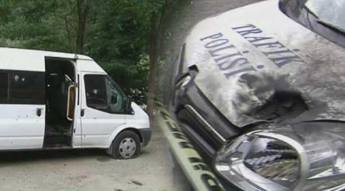 Полицейские были обстреляны в Трабзоне