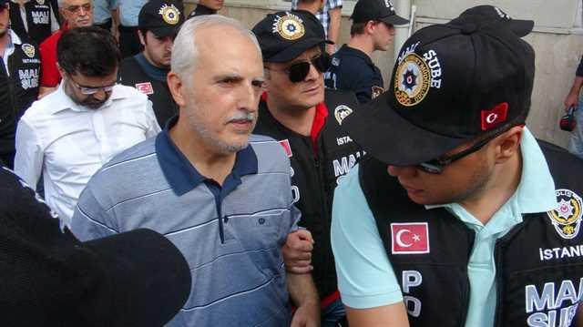 Бывший губернатор Стамбула взят под арест