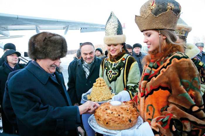Йылдырым подвел итоги поездки в Россию