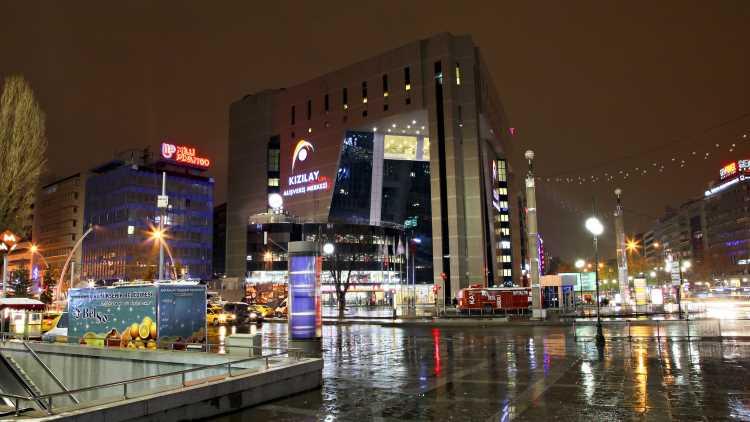 Анкара продлила запрет на массовые мероприятия